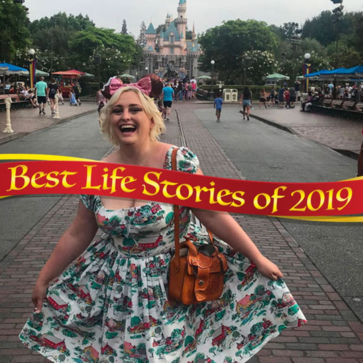Best of 2019: Disneyland with my invisible guest