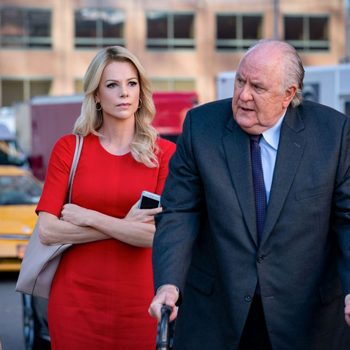 """""""Bombshell"""" is a muddled, soapy mess that doesn't do Fox News nor #MeToo any favors"""