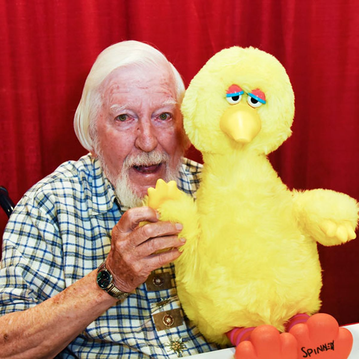 Big Bird was my pen pal: Here's what I learned from Caroll Spinney