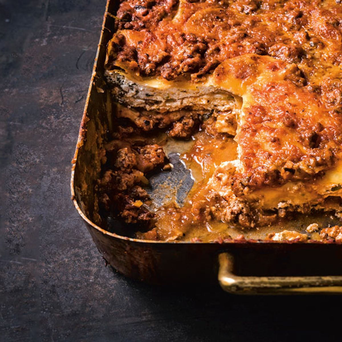 This is the best lasagna recipe ever (that doesn't actually have noodles)