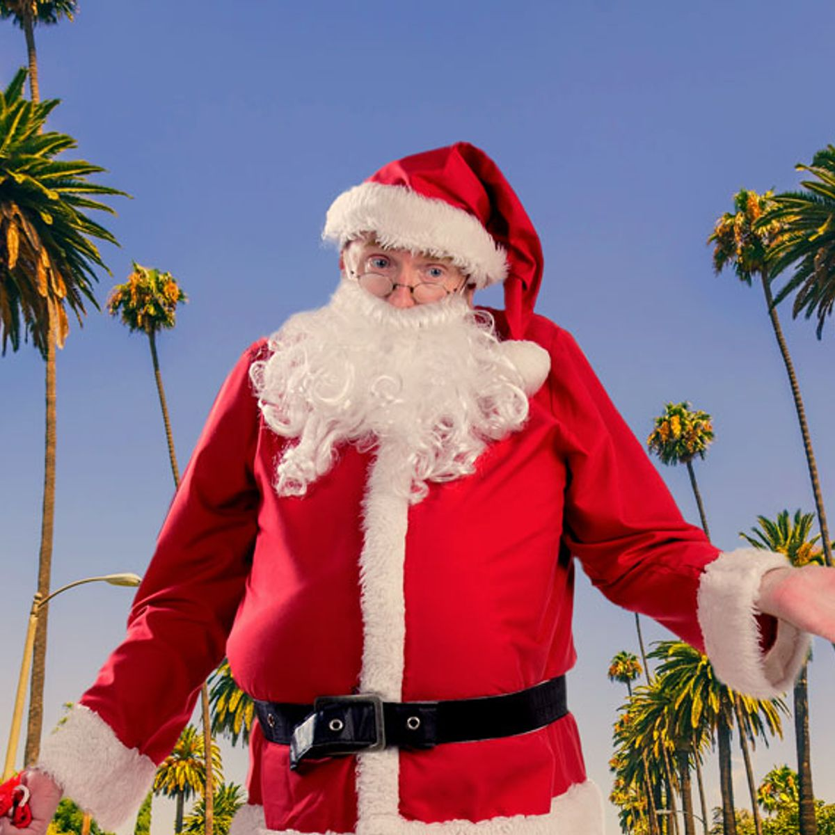 Frisky moms, Porsche-demanding kids: A Santa-for-hire's Christmas in Los Angeles