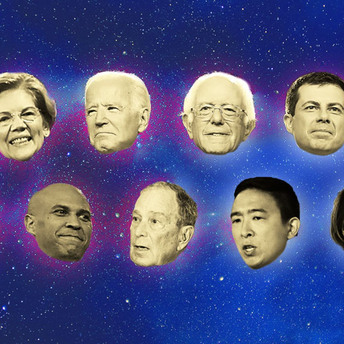 Your guide to the 2020 Democrats: Who's in, who's out and WTF is going on anyway?