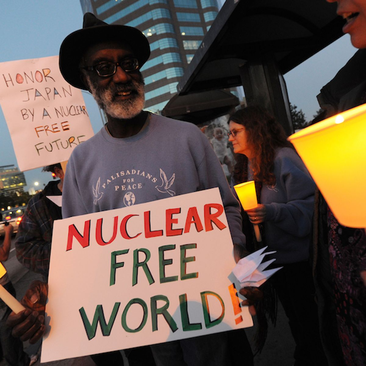 Cities in the crosshairs are pushing back against nuclear weapons