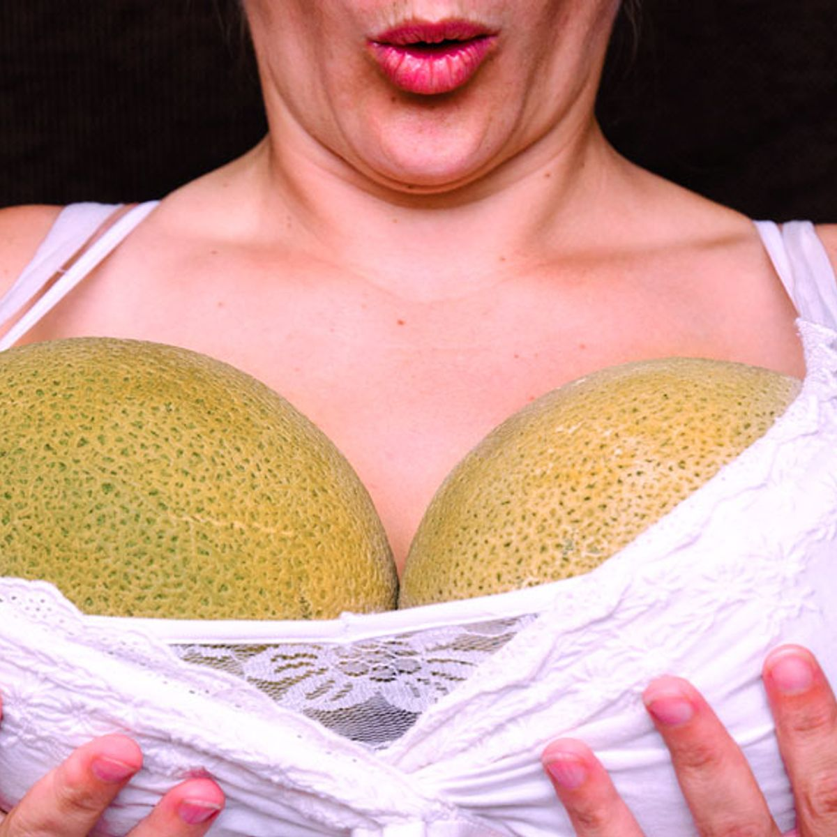 The politics of my cleavage