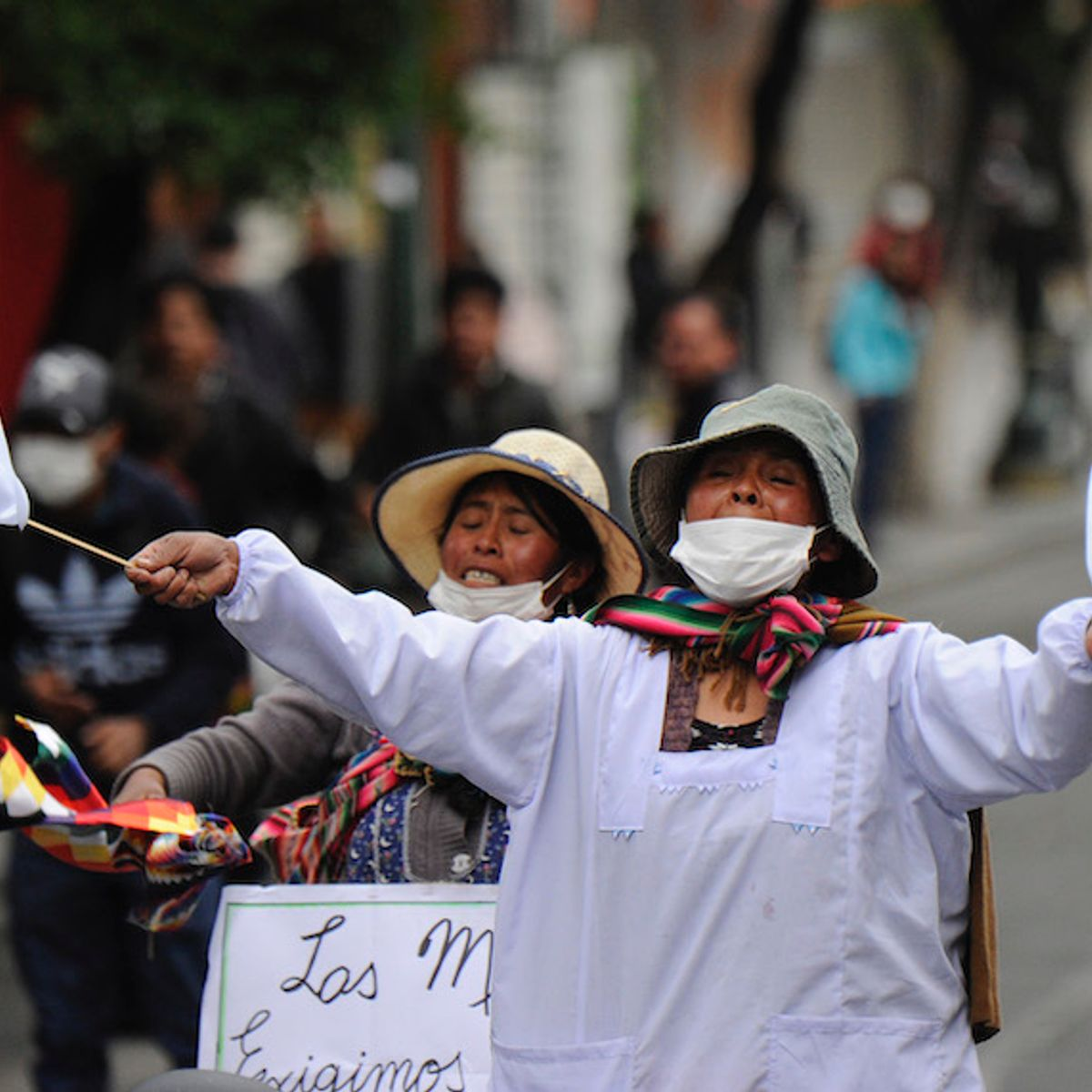 """USAID arriving in Bolivia to """"monitor elections,"""" raising fears of U.S. meddling in May 3 vote"""