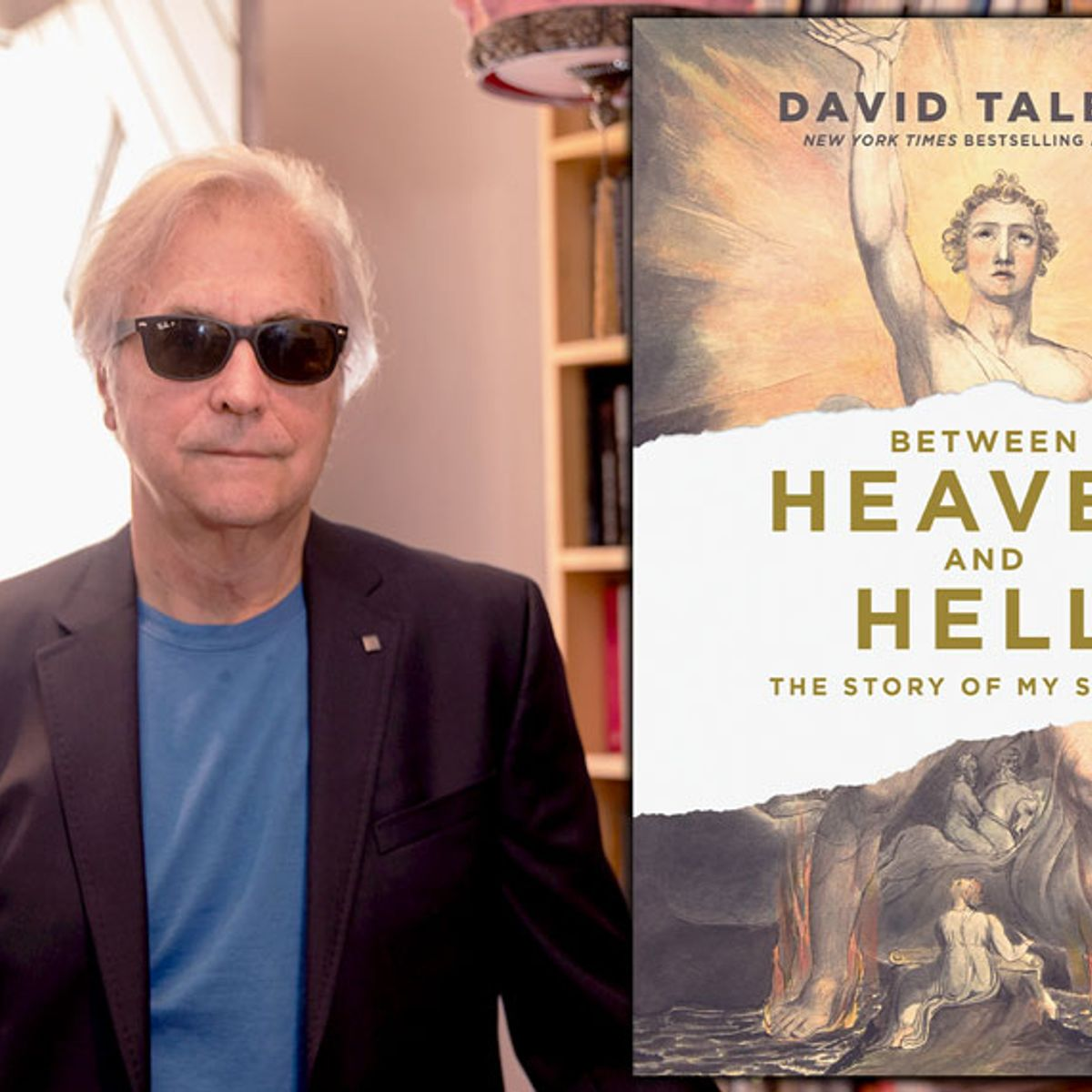 """I felt my boundaries. I had shrunk."" David Talbot on post-stroke existentialism"