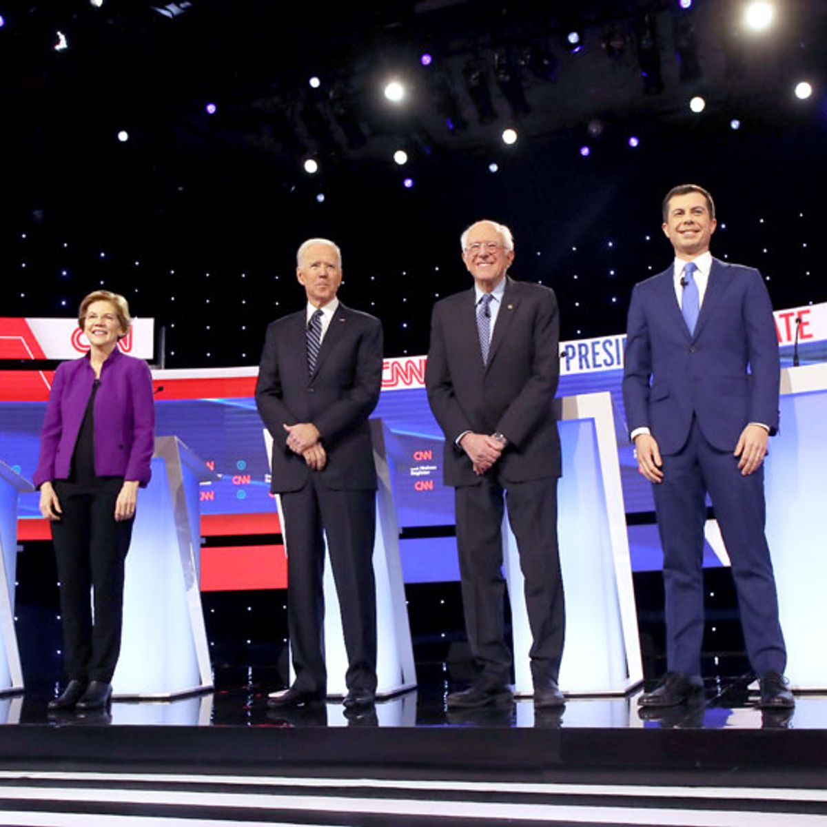 3 quotes that defined the first Democratic debate of 2020