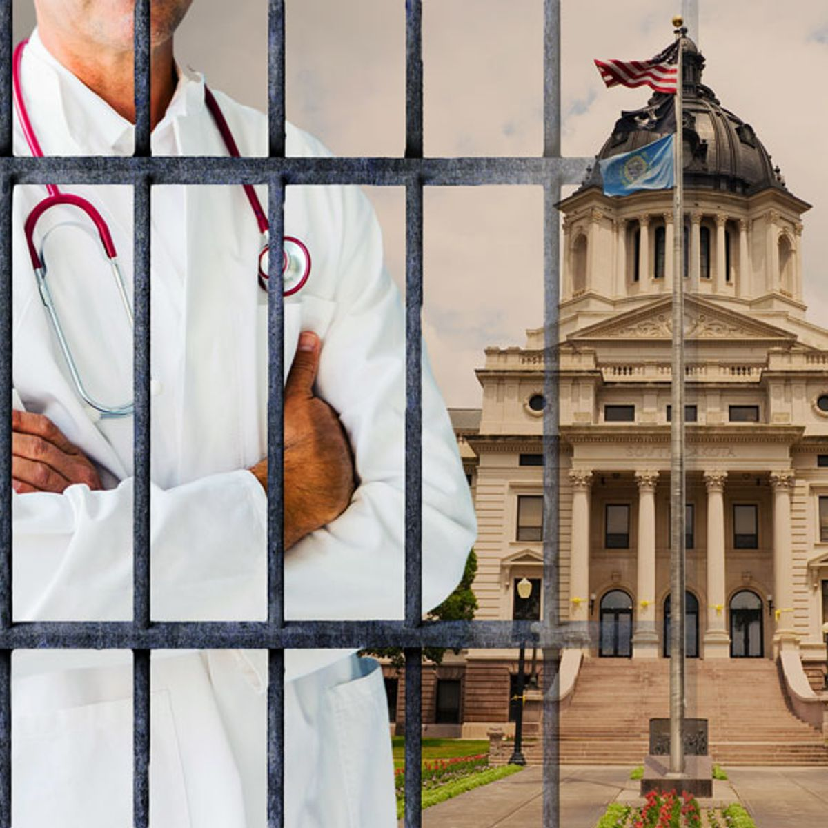 South Dakota GOP bill would jail doctors for 10 years if they provide trans health care to minors
