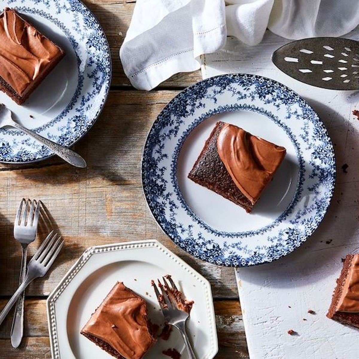 Why I'll never stop baking my mom's groovy chocolate cake