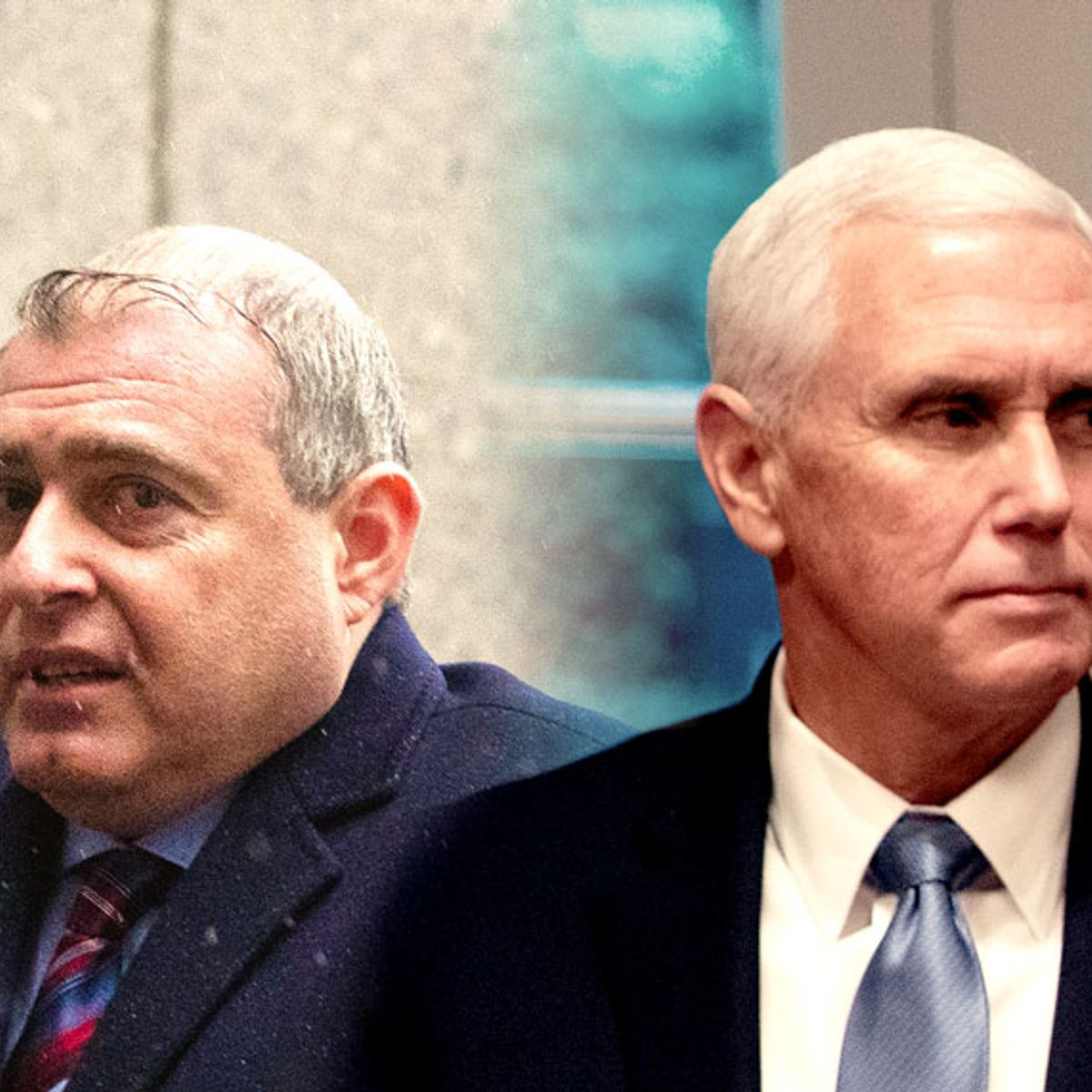 Attorney shares video of Mike Pence with Lev Parnas after vice president denies knowing his client