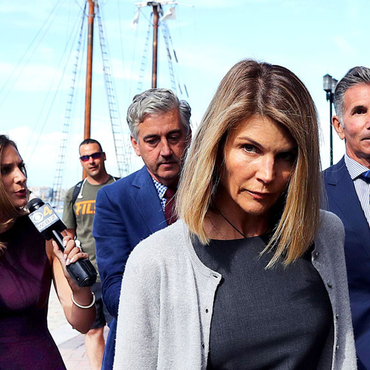 Lori Loughlin accused of withholding evidence in college admissions scam case