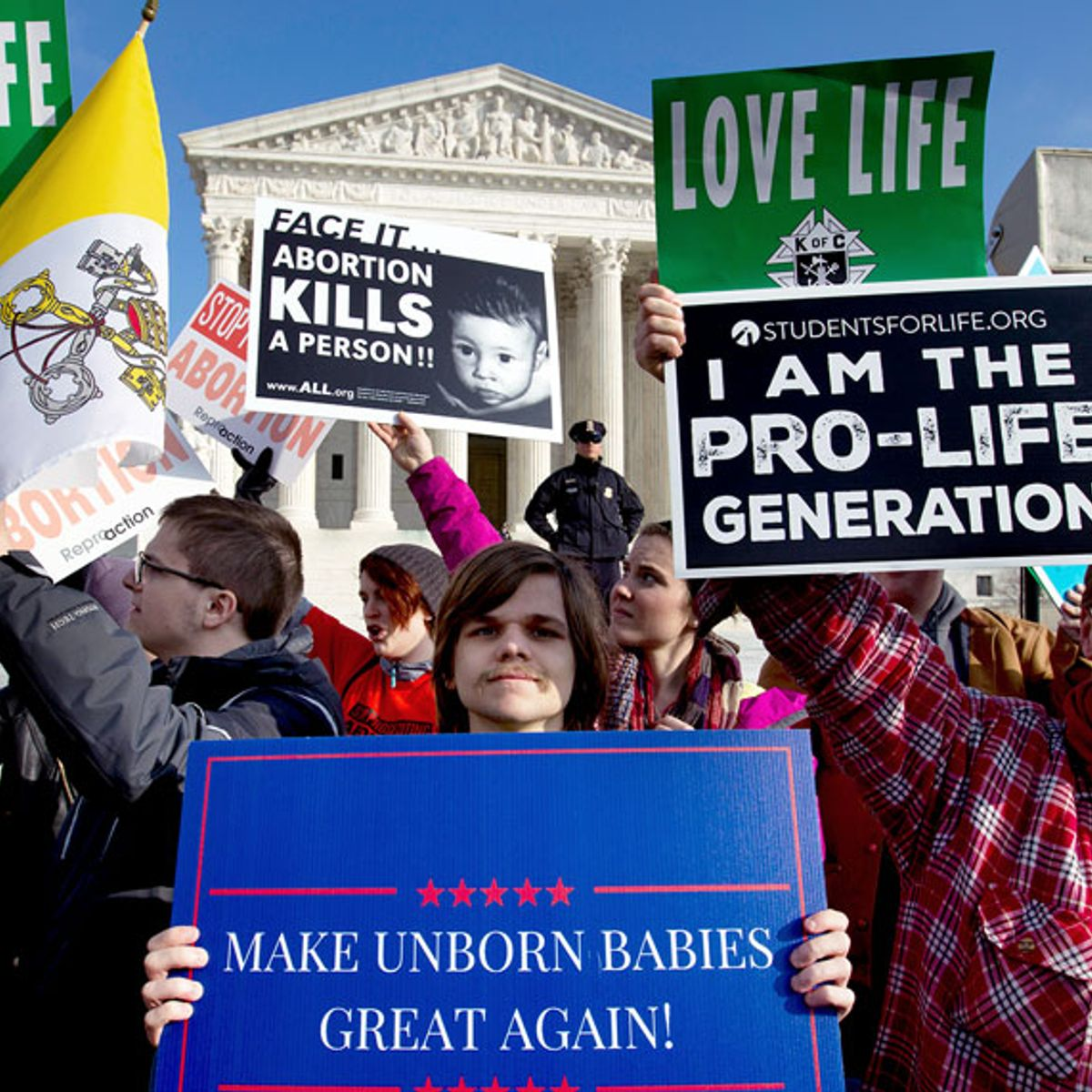 How the anti-choice movement's lies laid the foundation for Donald Trump's big cover-up