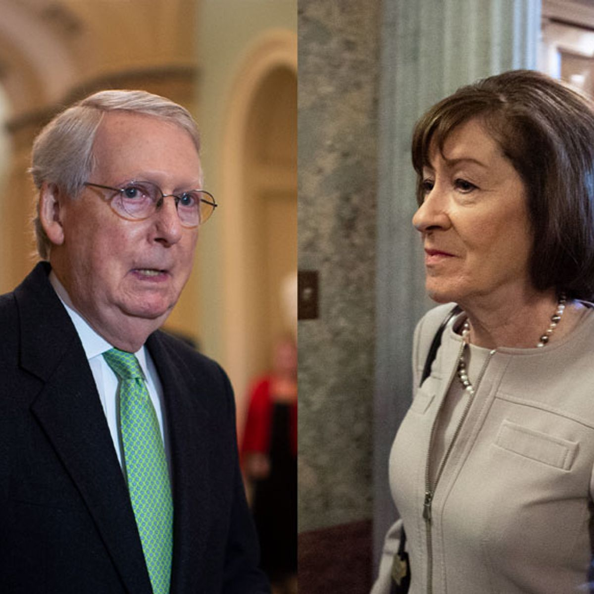 Maine Republican Susan Collins is now the most unpopular member of the US Senate