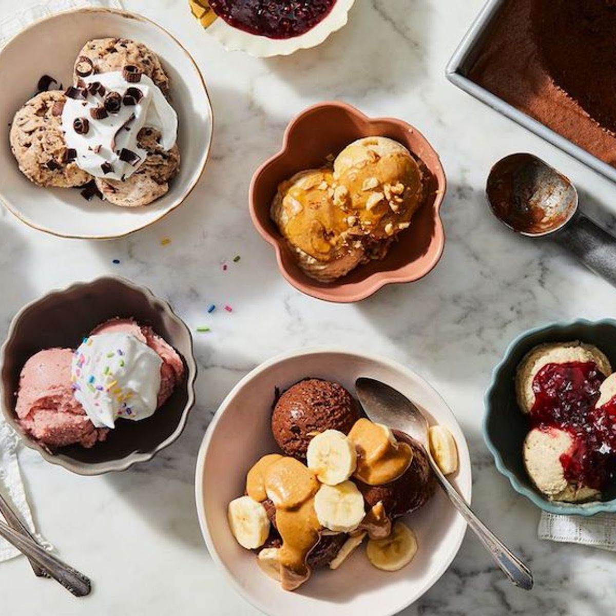 The vegan one-ingredient ice cream we're not talking about enough