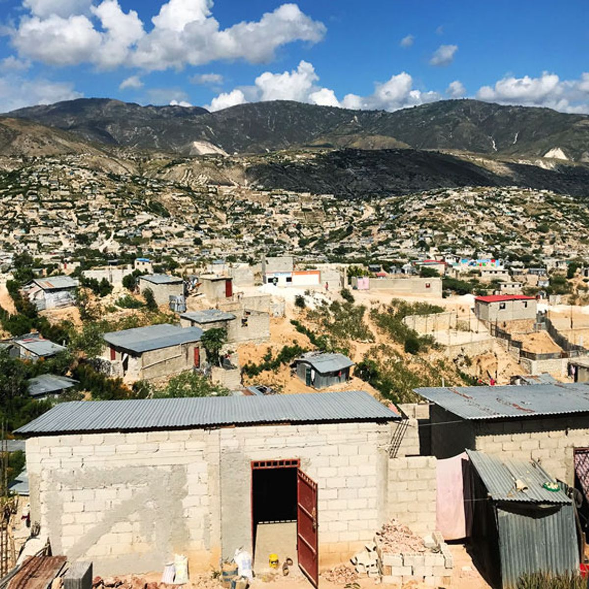 Port-au-Prince, city of survivors: Voices from Haiti, after the devastating 2010 earthquake