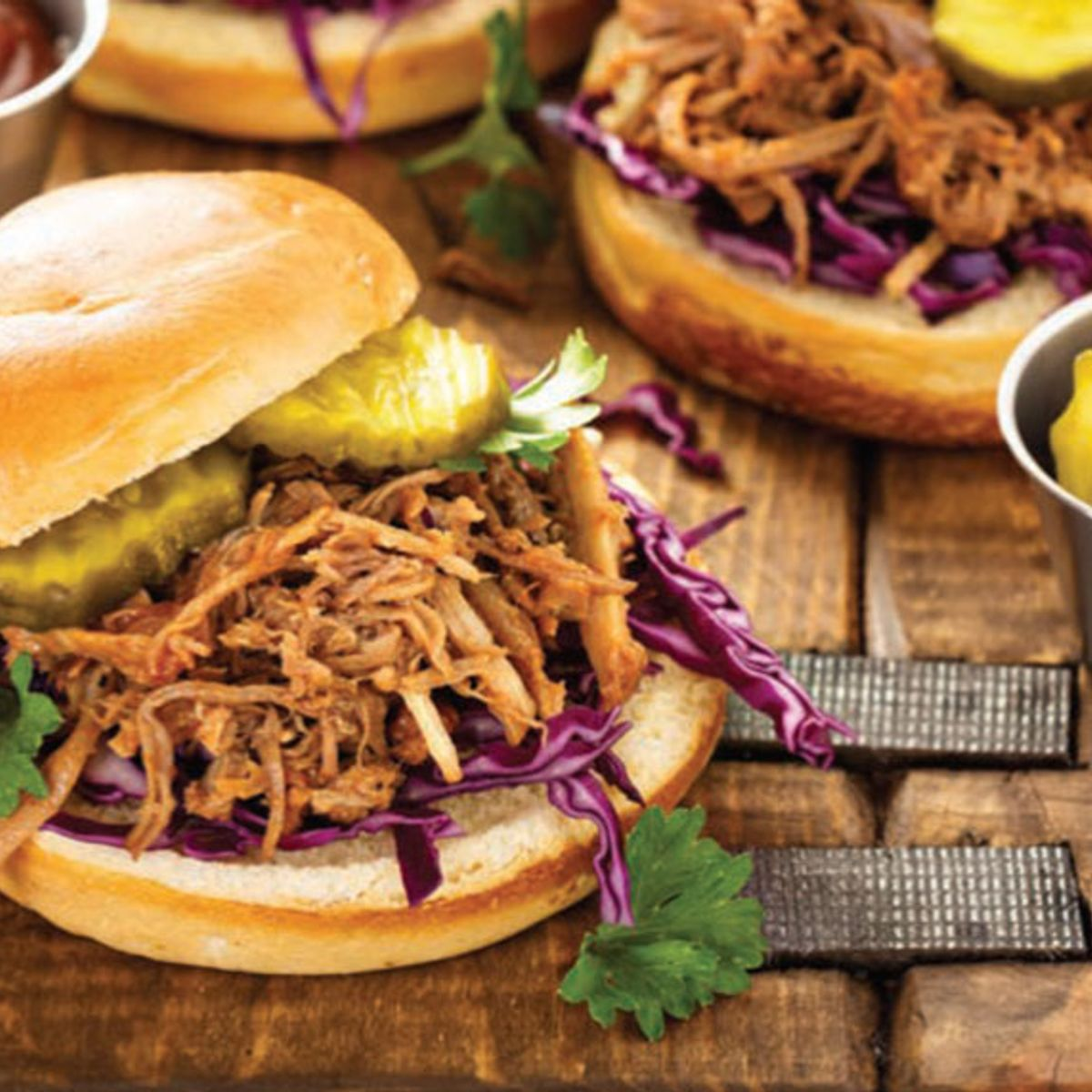 You don't have to tell anyone it only took 90 minutes to cook this pulled pork in an Instant Pot