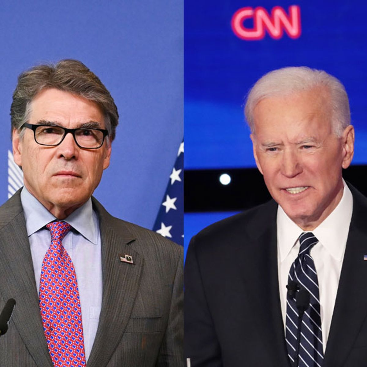 Lev Parnas implicates Rick Perry in Ukraine scandal as he clears Joe Biden of wrongdoing