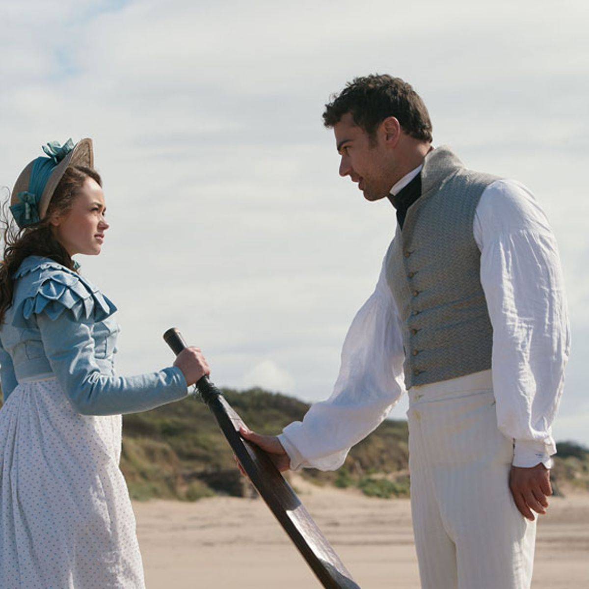 "PBS' ""Sanditon"" brings Jane Austen's racy and racist subtext into the open"