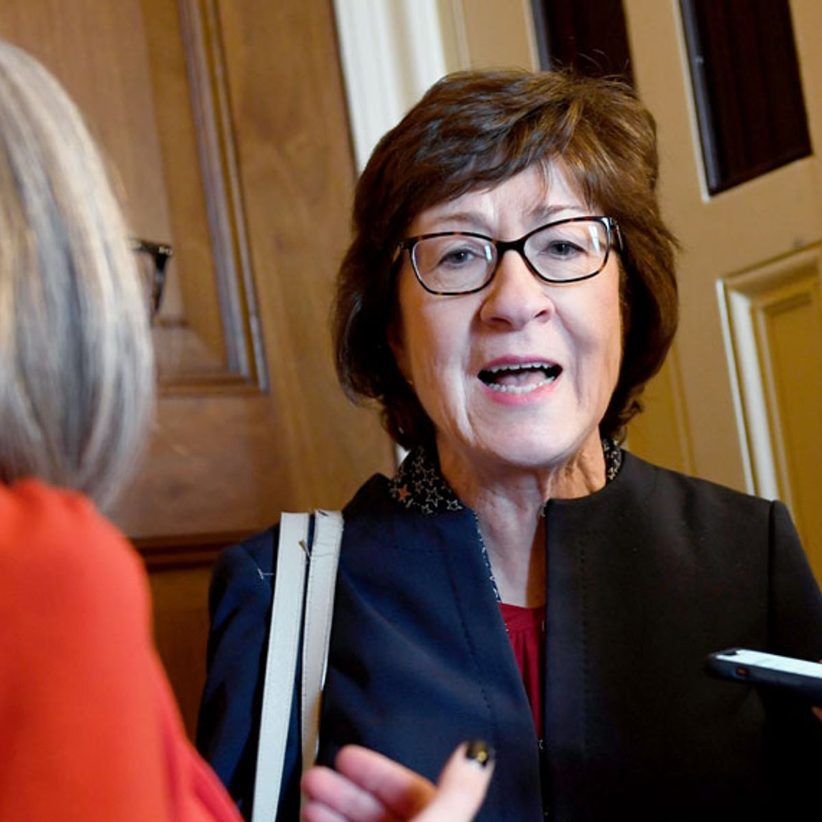 Susan Collins dismisses new evidence in Trump trial after demanding to see new evidence
