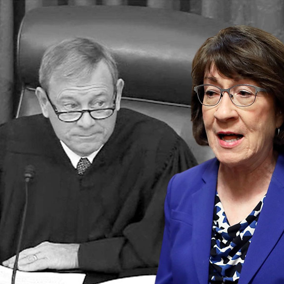 """Susan Collins asked John Roberts to intervene after Nadler accused GOP of voting for a """"cover-up"""""""