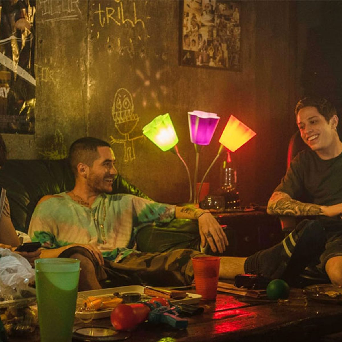 The King Of Staten Island Trailer Riffs On Pete Davidson S Early