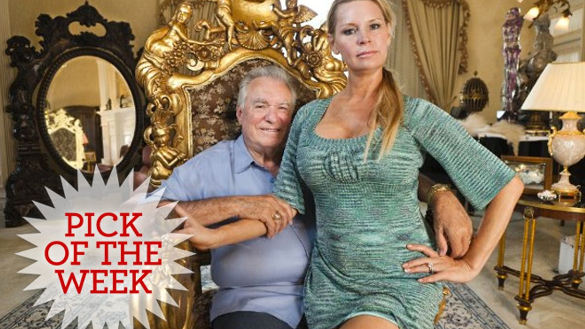 Pick of the week The beauty queen and the time share tycoon ...