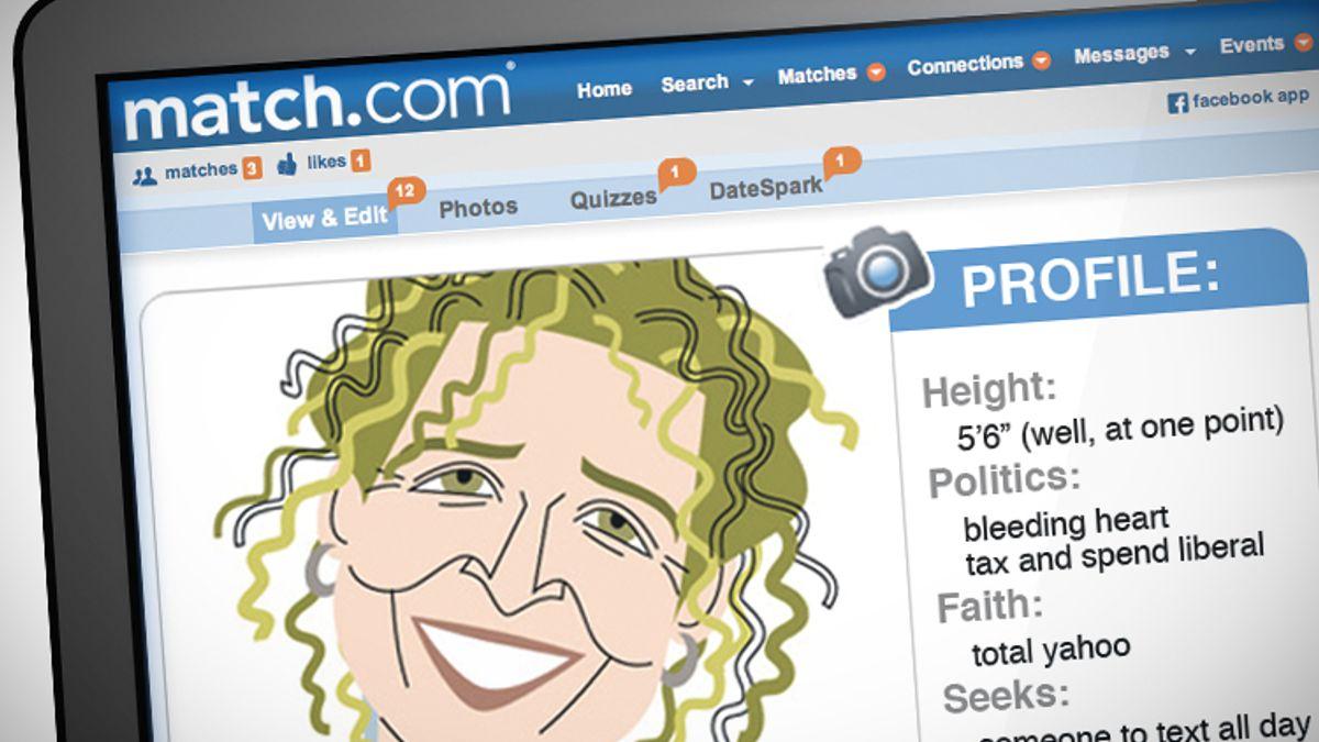 Match com web