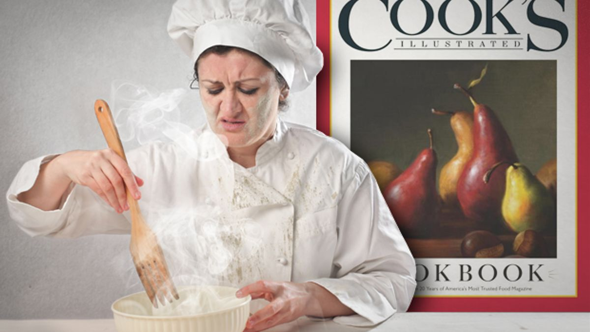 I Hate Cook S Illustrated The Soul Crushing Wonkiness Of The World S Worst Cookbook Salon Com
