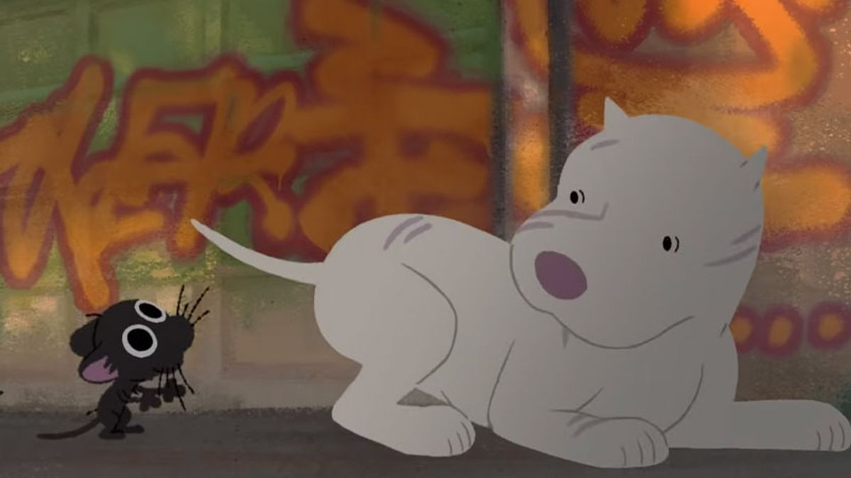 """Pixar's animal abuse short """"Kitbull"""" will break your heart and put it back together — watch 