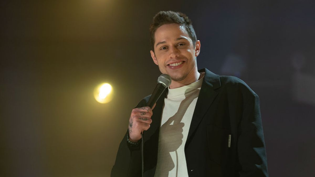 Actor Porno Català pete davidson has a puzzling yet undeniable charisma, but is