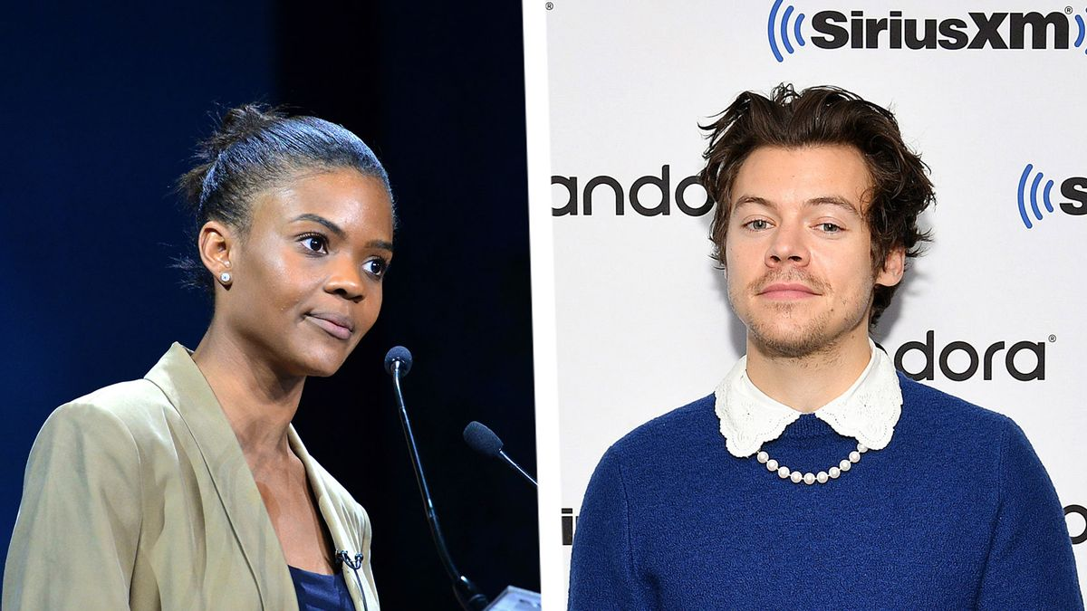 Candace Owens Attack On Harry Styles Masculinity Reveals Itself In That Marxist Red Herring Salon Com