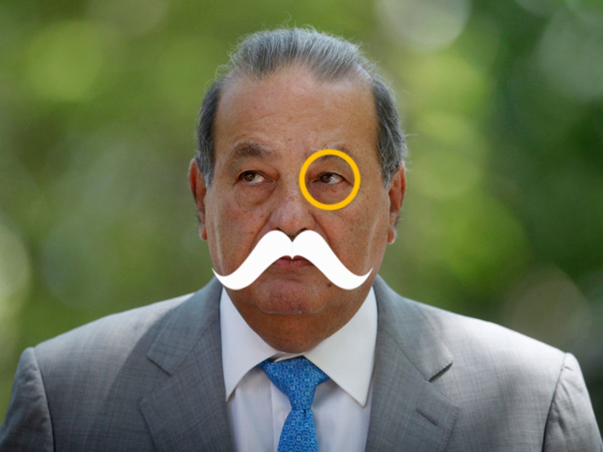 Meet Carlos Slim The Richest Man In The World Saloncom