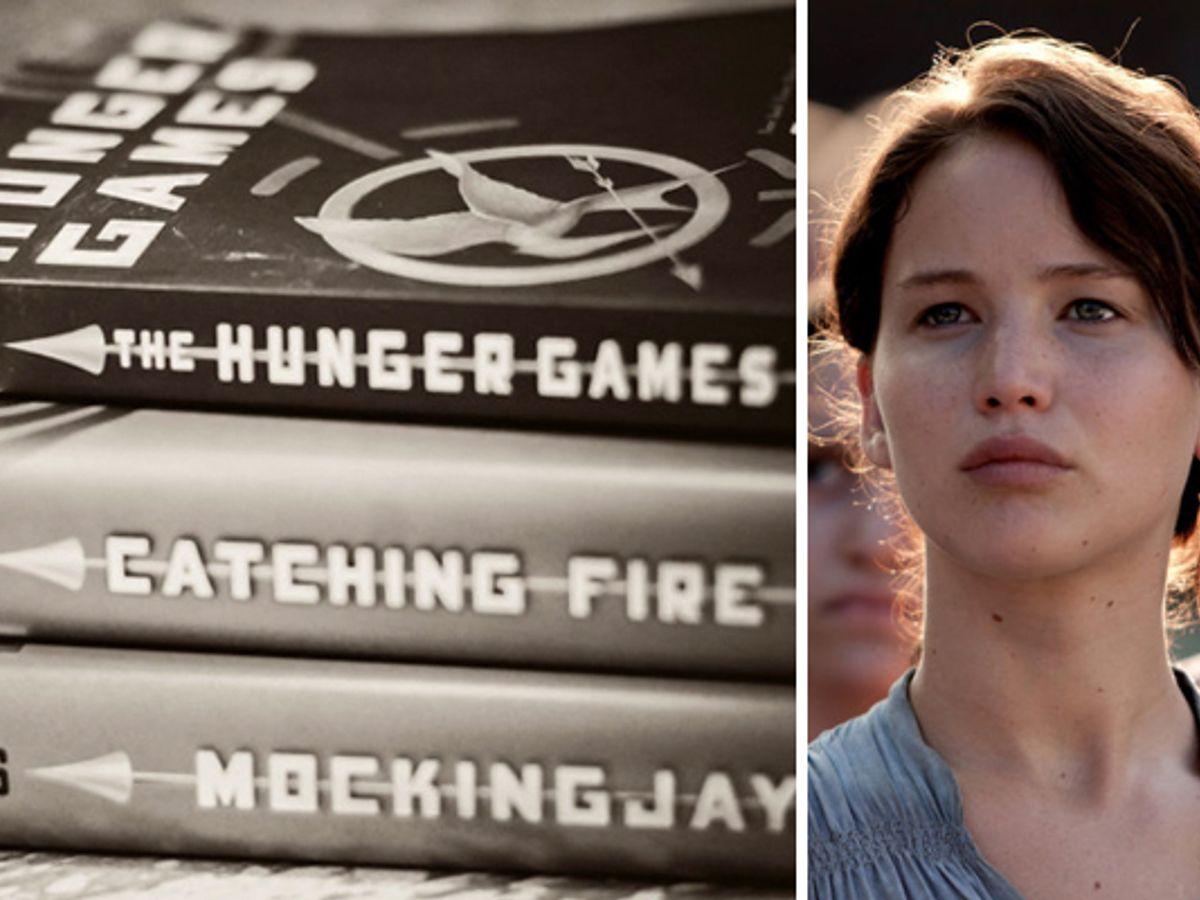 Hunger Games 1 Trilogy Dystopian Film Poster Fire  Picture Book Hit Best Seller