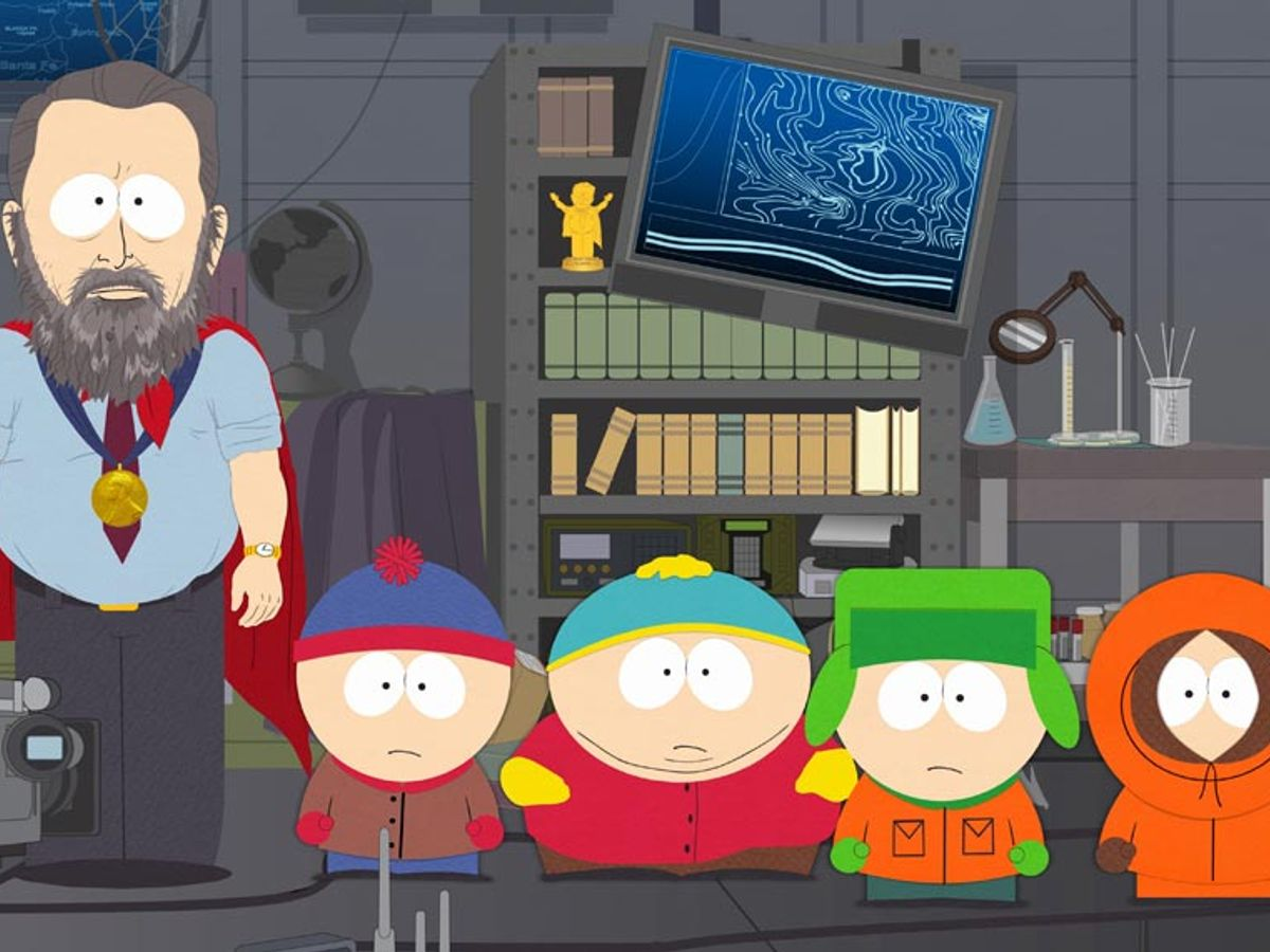 South Park Apologizes To Al Gore And Admits It Was Wrong About