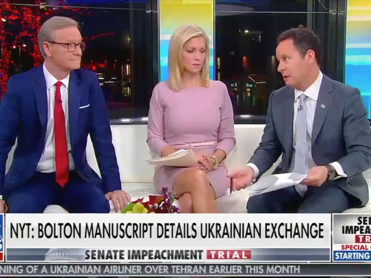 """Fox & Friends"" lament Bolton revelations could imperil speedy trial for Trump: ""Devastating timing"""