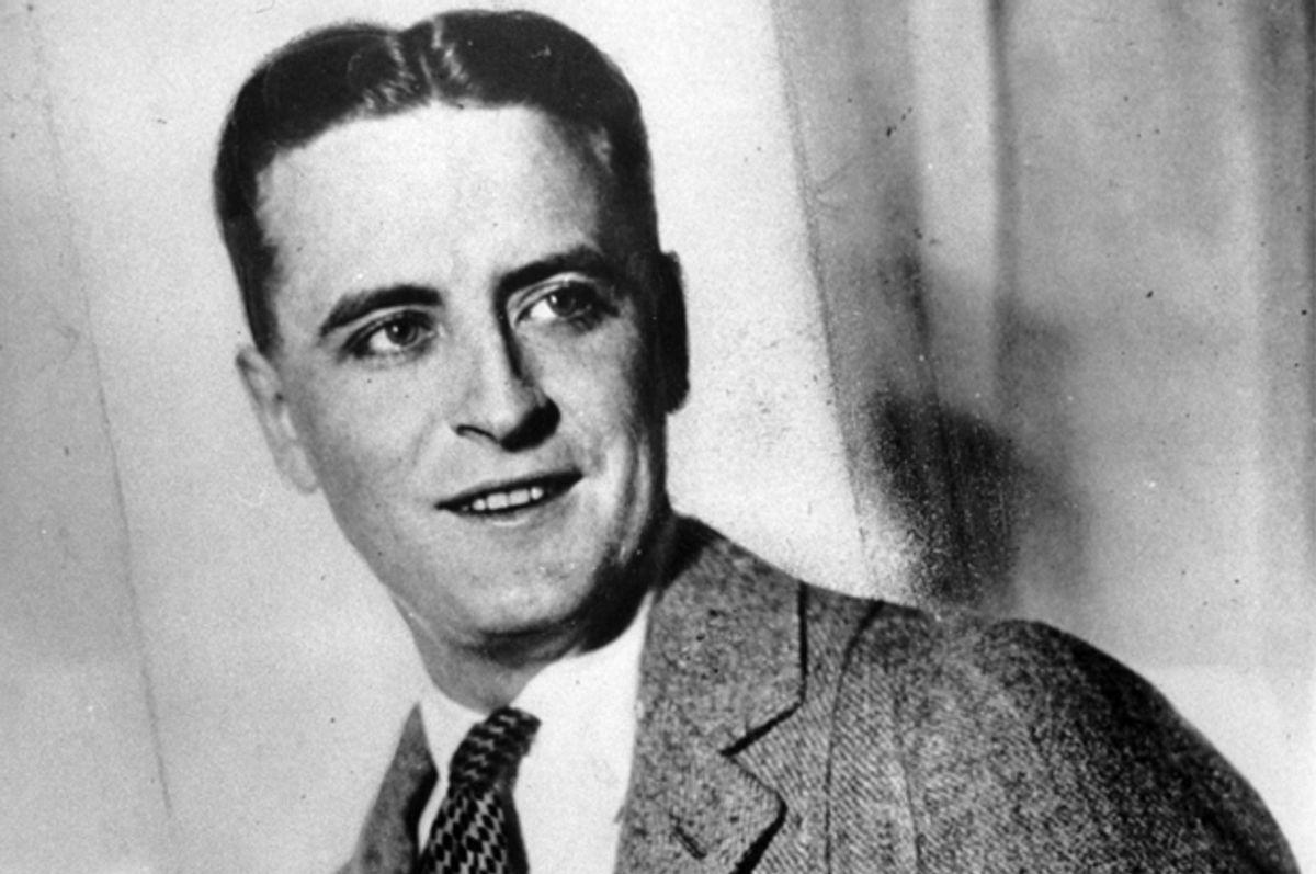 F. Scott Fitzgerald     (AP)