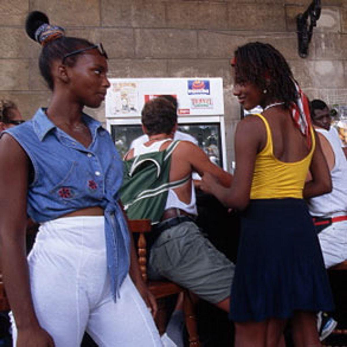 Kuba jineteras