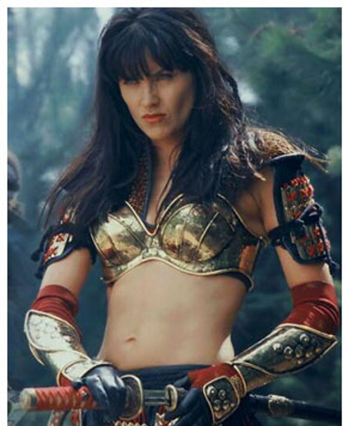 Warrior Princess Couple ~Limited~