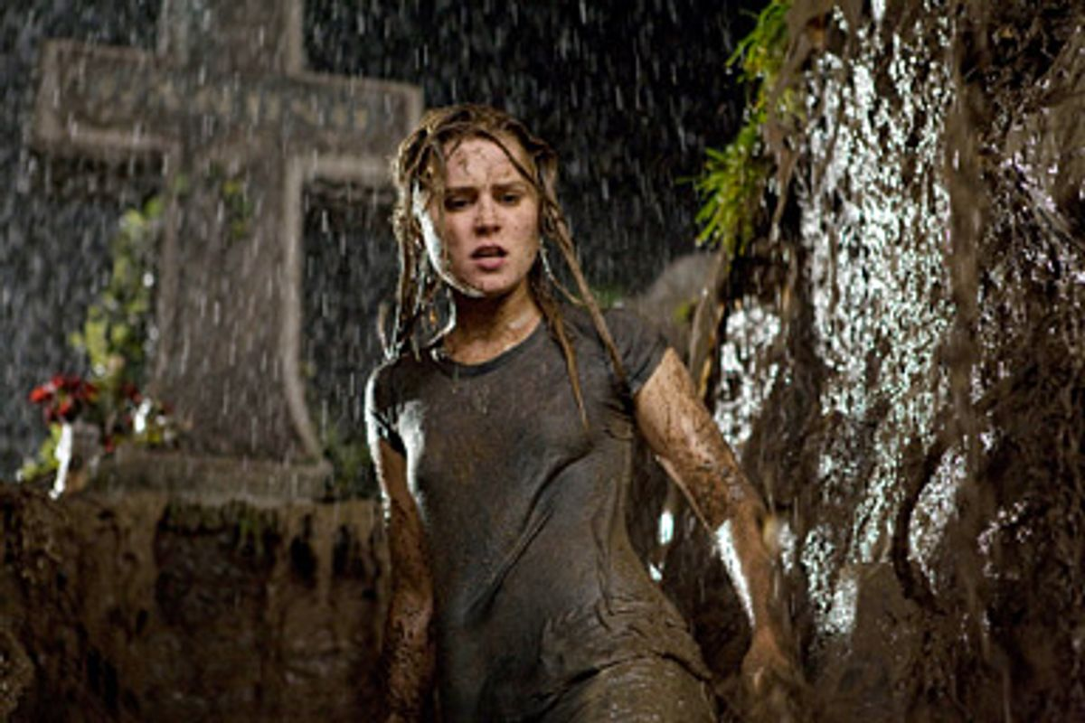 """Alison Lohman in """"Drag Me to Hell."""""""