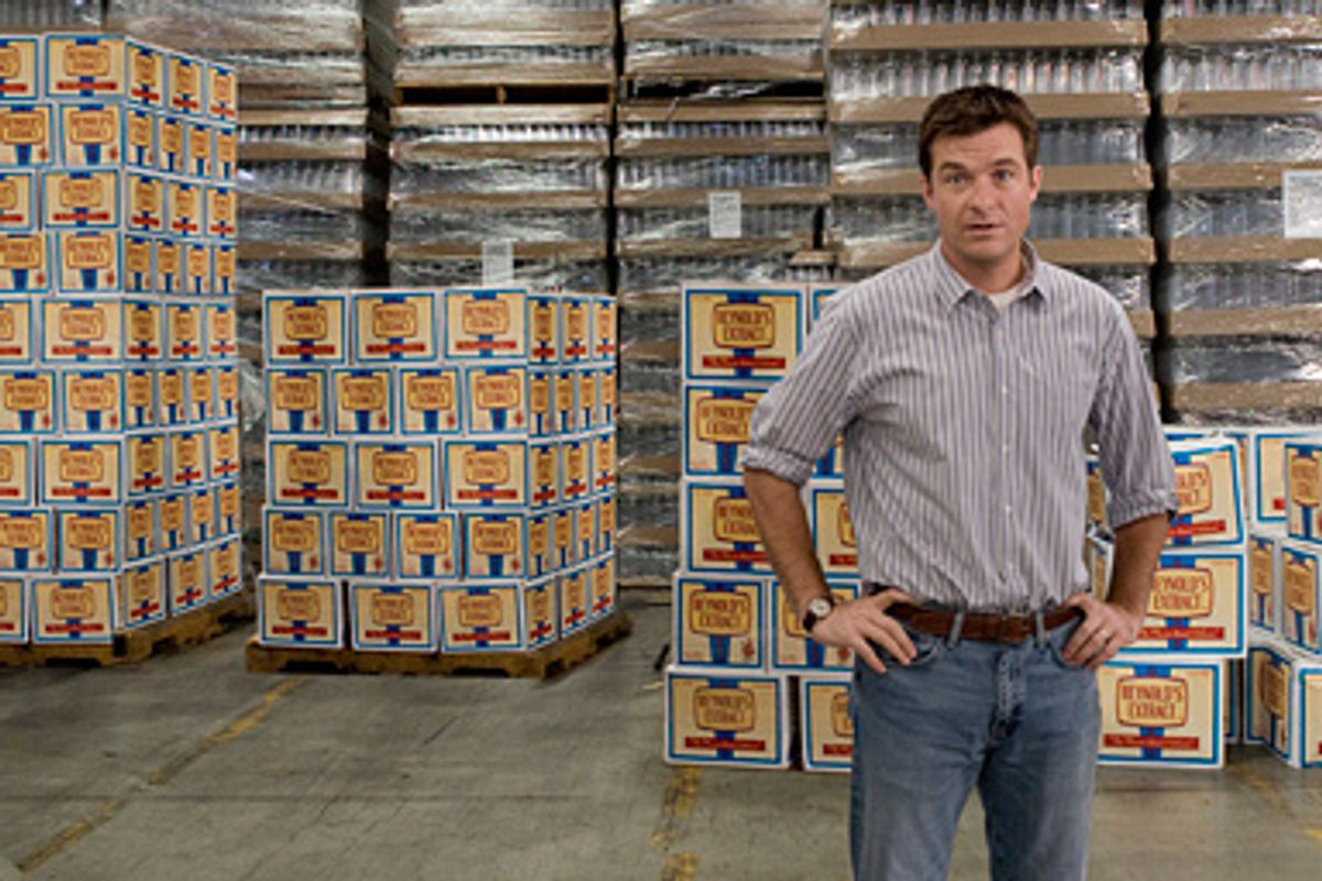 """Jason Bateman in """"Extract."""""""