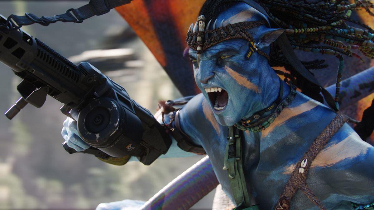 """A still from """"Avatar"""""""