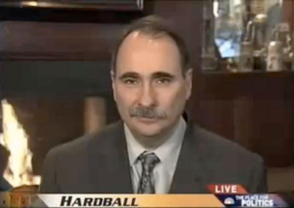 David Axelrod on Hardball February 06, 2009.