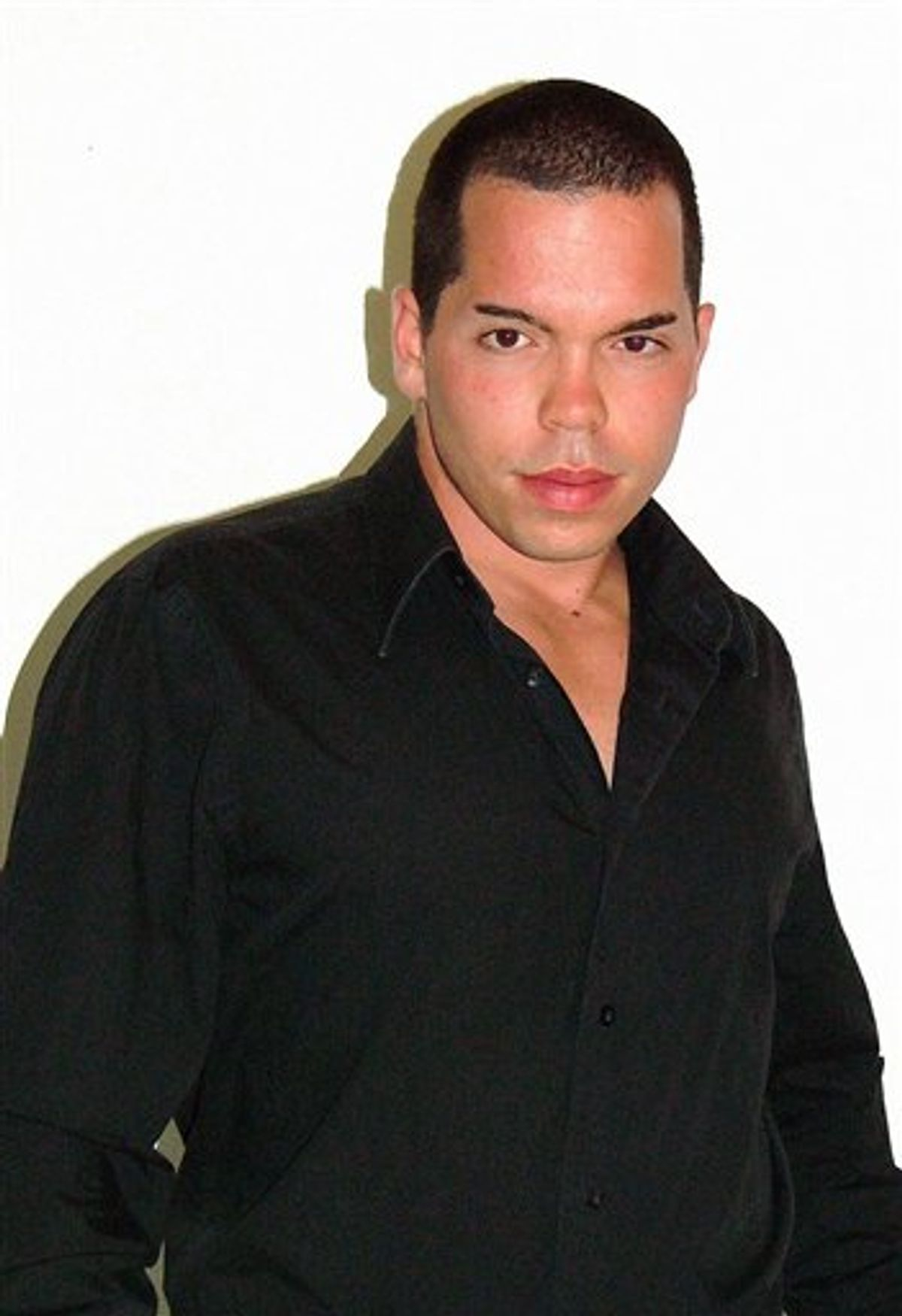 """This undated photo provided by  OC Modeling of Chatsworth, Calif. shows """"Markus"""" Nevada's first male prostitute. A brothel in an isolated Nevada town has hired the state's first male prostitute, a muscular college dropout who abandoned a brief stint as a porn actor in Los Angeles to become the only legal gigolo in the United States. (AP Photo/OC Modeling) NO SALES  (AP)"""