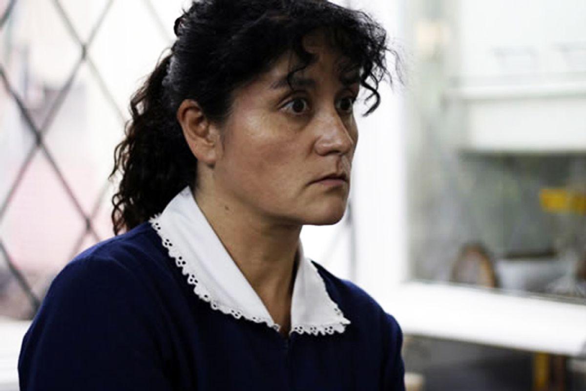 "Catalina Saavedra in ""The Maid"""