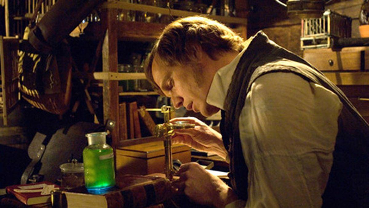 Paul Bettany as Charles Darwin