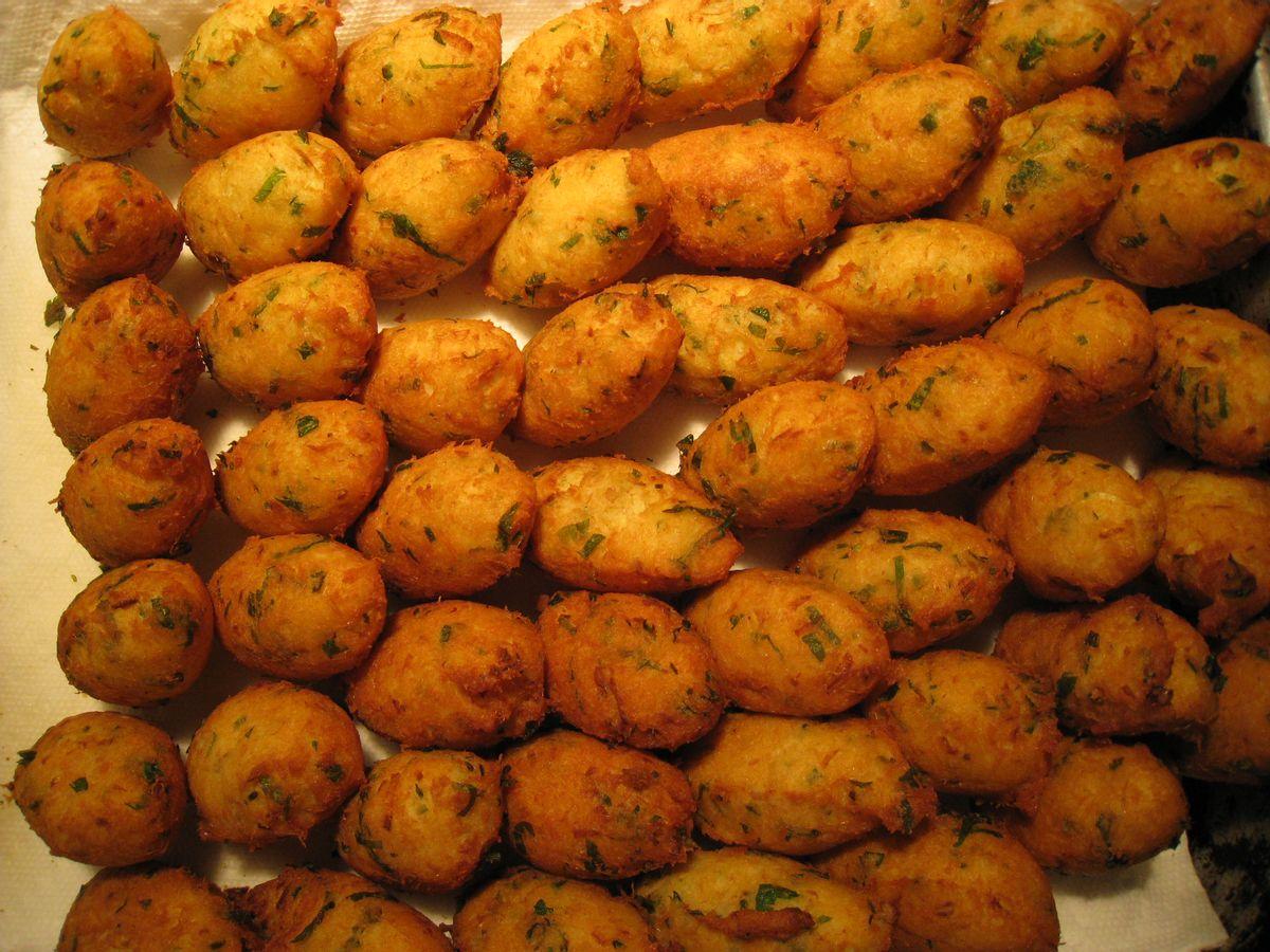 Céu's Cod Fritters