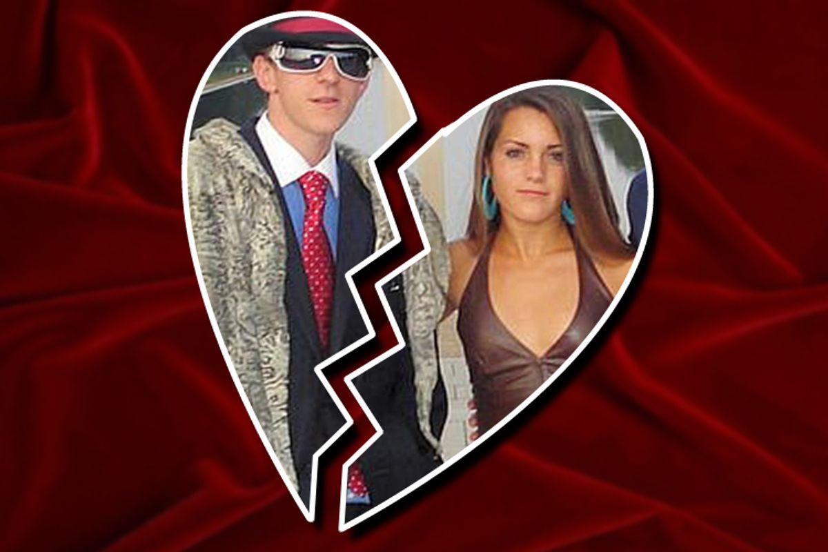 James O'Keefe and Hannah Giles