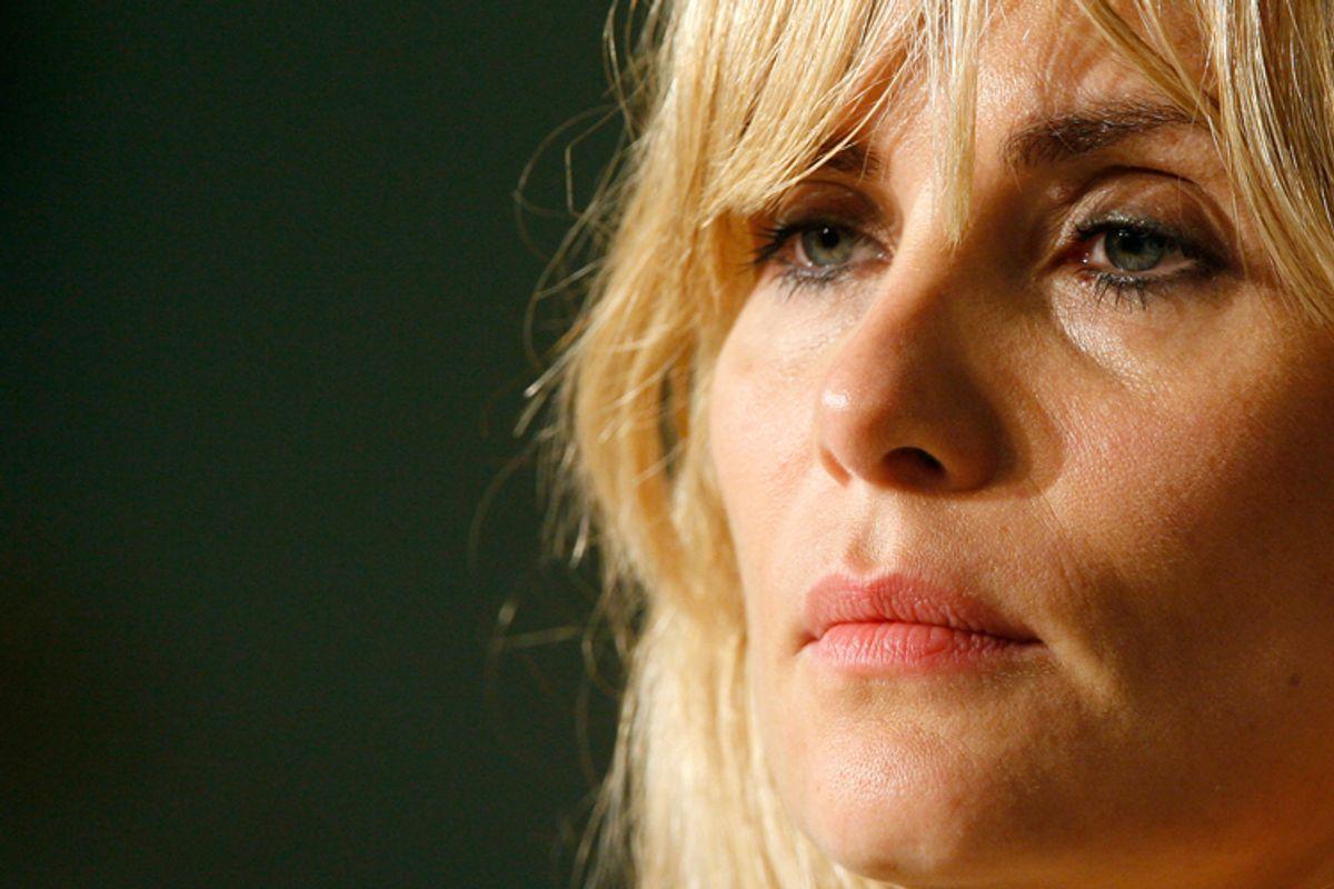 Emmanuelle Seigner in 2007.