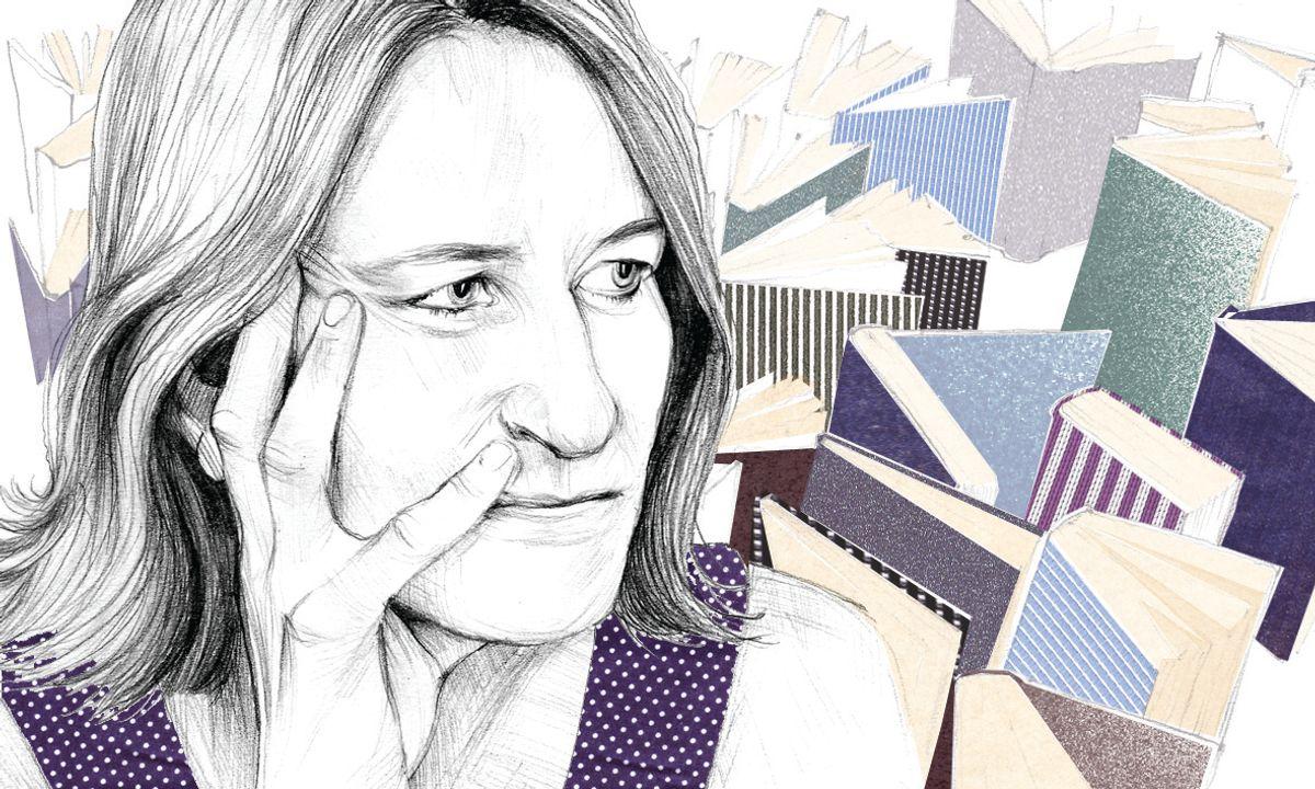 Brooke Allen, Barnes & Noble Review