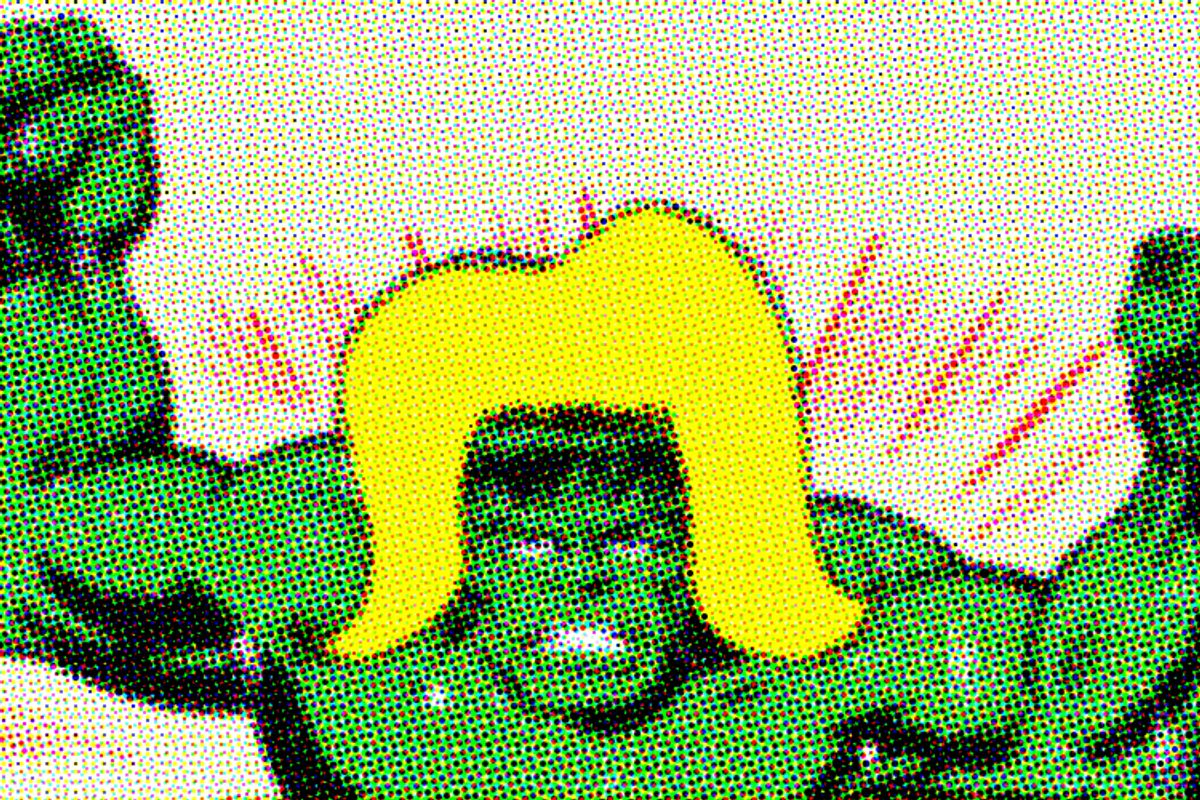 This is not really the icon for Feminist Hulk.